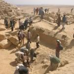 Výzkum anonymní pyramidy Lepsius 25.