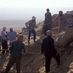 I v moderní době jsou někdy archeologové donuceni použít starověkých metod (pyramida Lepsius 25).