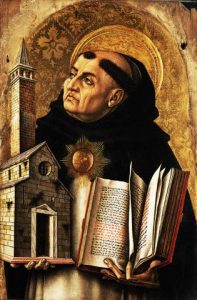 Intentionality and Mind-World Assimilation in Thomas Aquinas (lecture) @ Faculty of Arts - main building, room 225