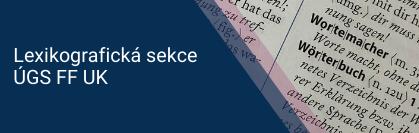 Lexikografická sekce ÚGS