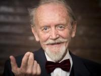 Ve věku 84 let zemřel 10. září přední český sociolog Ivo Možný (na archivním snímku z 1. prosince 2015).