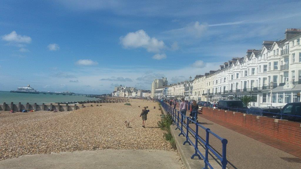 1 – Eastbourne GB