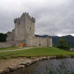 Ross Castle v Killarney