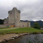 Ross Castle v Killarney