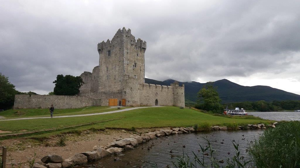 11 – Ross Castle v Killarney