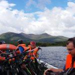 Přes tři jezera v NP Killarney