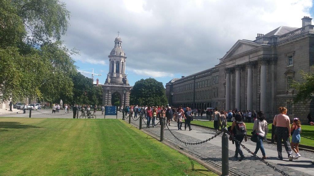 26 – Triniti College Dublin