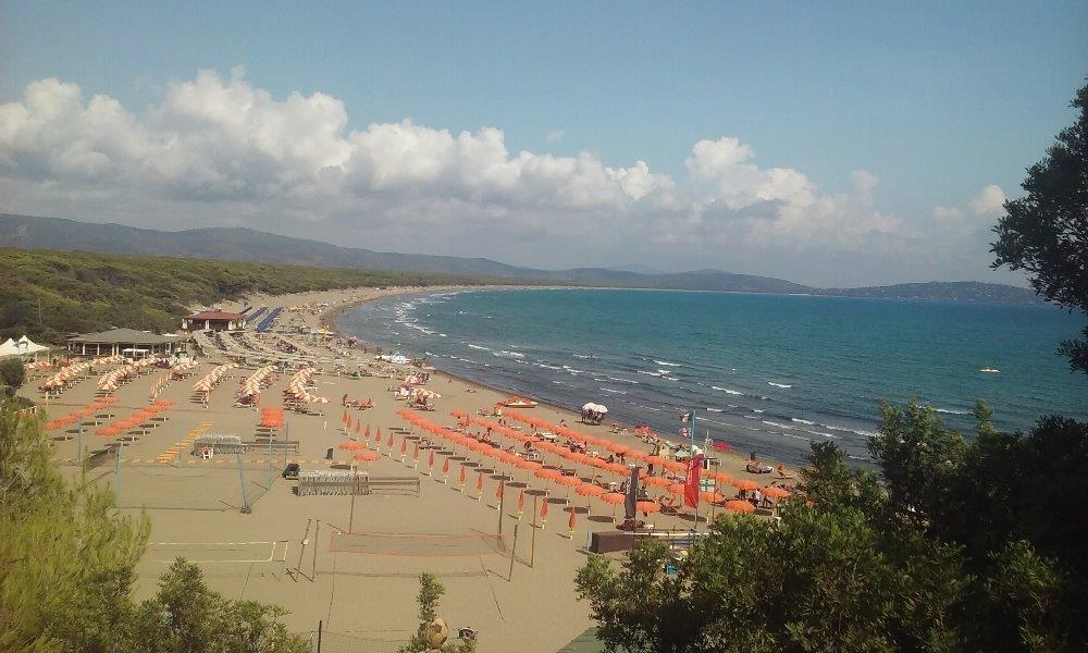 Zasloužené moře a odpočinek na pláži