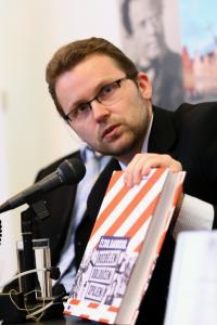Historik Michal Stehlík (Foto: osobní archiv)