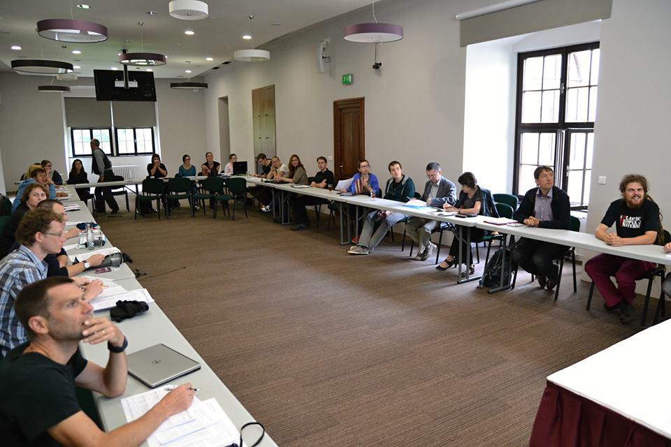 Setkání doktorandů v Třešti 2014_1