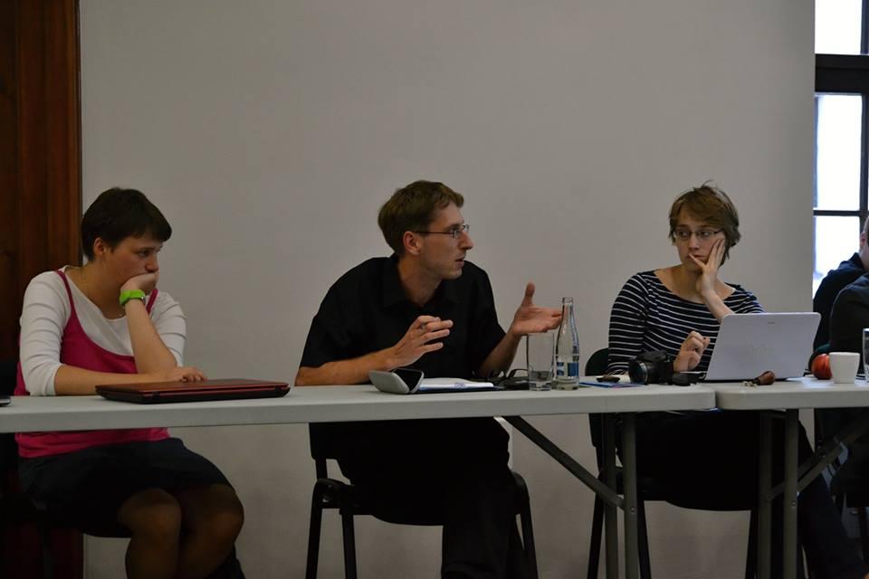 Setkání doktorandů v Třešti 2014_2