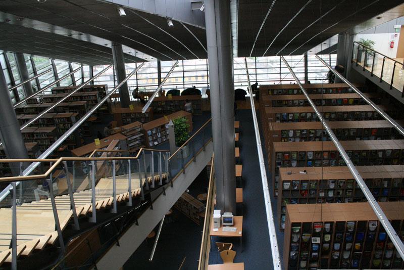 liberec library
