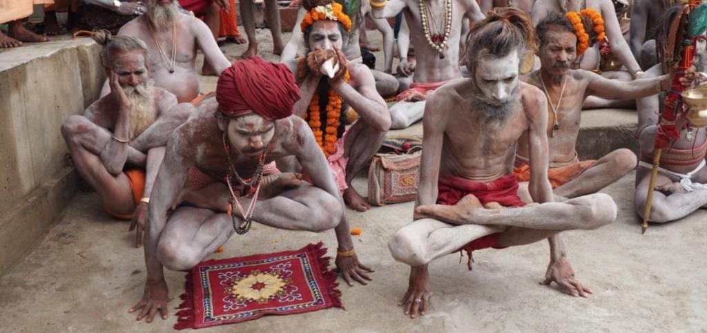 Among Āśrams and Melā: In search of Sādhus and Yogic practices in India @ FF UK, místnost C427 | Hlavní město Praha | Česko