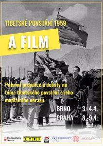 Tibetské povstání 1959 a film @ Kampus Hybersnká | Hlavní město Praha | Česko