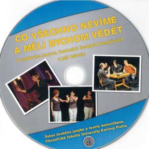 Co všechno nevíme a měli bychom vědět o českém znakovém jazyce, komunitě českých Neslyšících a její kultuře