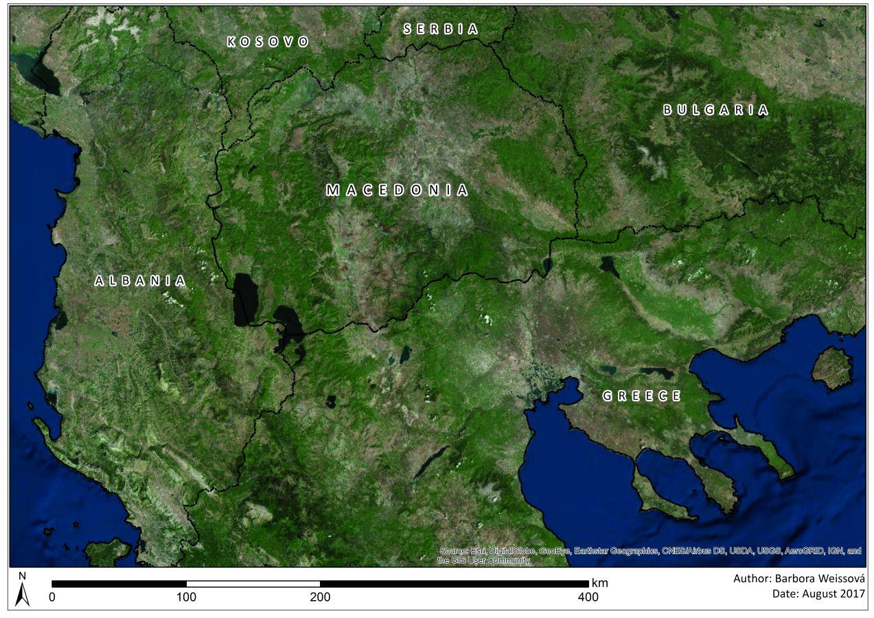 Fig. 1_Oblasť antickej Macedónie