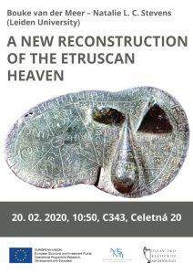 B. van der Meer - N. L. C. Stevens: A New Reconstruction of the Etruscan Heaven @ C343 | Hlavní město Praha | Česko